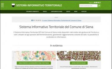 Vai alla home page del SIT del Comune di Siena