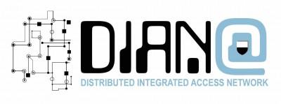 Logo rete DIANA